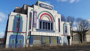 Former New Bedford Cinema (built 1932) Eglinton St Glasgow